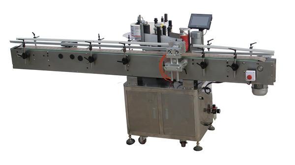 زجاجة التلقائي لتحديد المواقع آلة وسم الشركة المصنعة