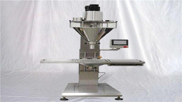 آلة تعبئة المسحوق اليدوي