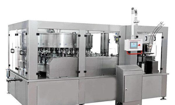 يمكن أن ملء آلة الألومنيوم مشروب الطاقة المشروبات الغازية