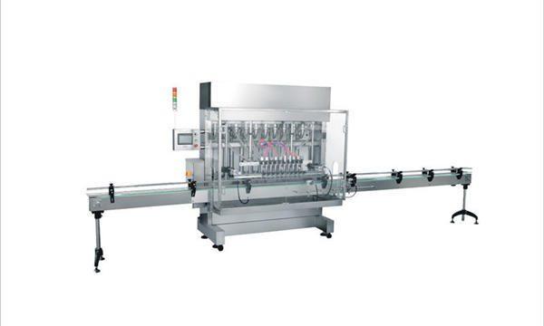 المهنية الصانع التلقائي السائل ملء آلة الصابون
