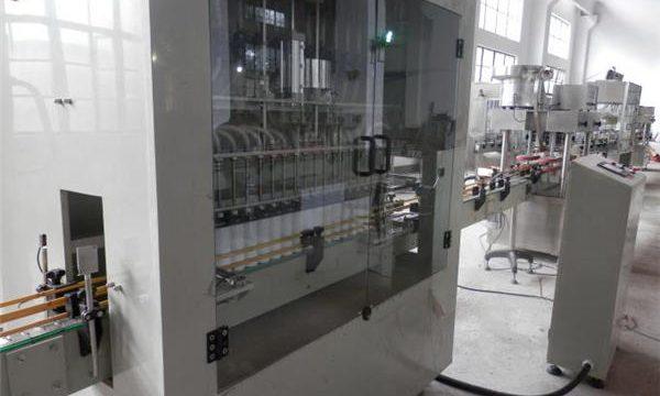 الفولاذ المقاوم للصدأ الكامل التلقائي التبييض ملء آلة