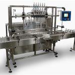 آلة ملء زجاجة الصابون السائل التلقائي
