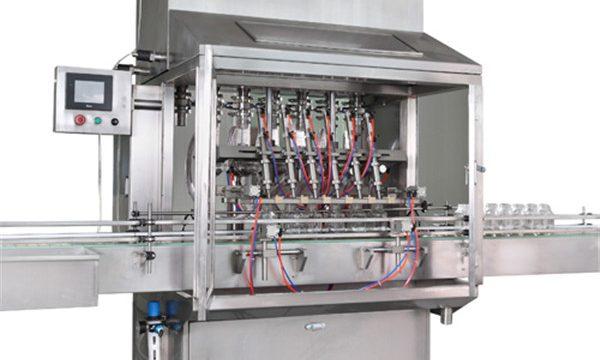 سينا Ekato امتلاك خط إنتاج زيت محرك السيارة كاملة ، آلة تعبئة النفط