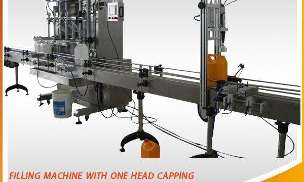 ملء معدات نوع السائل عن طريق الفم ملء آلة مع انخفاض السعر