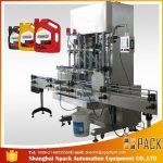 500ML-2L التلقائي السائل المنظفات ملء آلة / غسل السائل ملء آلة