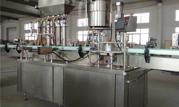 تنافسية الشركة المصنعة للتكنولوجيا العليا زيت جوز الهند ملء آلة