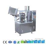 كريم أنبوب ملء آلة التعبئة مصنعين