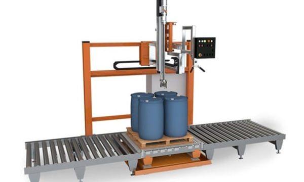 آلة تعبئة السائل الطبل 200L