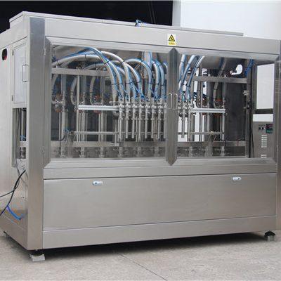 آلة تعبئة الزيت الأوتوماتيكية عالية السرعة
