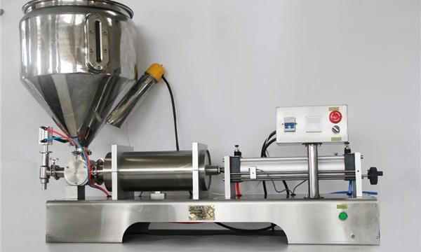 عالية الدقة شبه التلقائي مربى الفاكهة ملء آلة التعبئة مع CE GMP