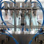 آلة تعبئة السوائل الأوتوماتيكية بستة رؤوس