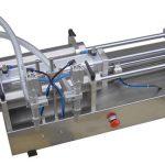 انخفاض سعر السائل ملء آلة المكبس اليدوي