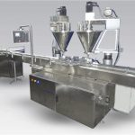 آلة تعبئة القهوة الأوتوماتيكية الكاملة بـ 6 رؤوس
