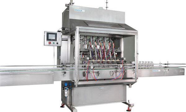 آلة تعبئة صلصة الصويا الخفيفة الخالية من السكر