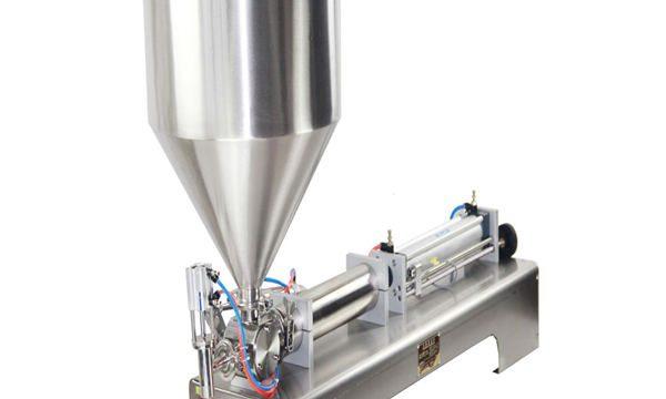 50-500ml لصق والسائل ملء آلة لكريم شامبو مستحضرات التجميل معجون الأسنان