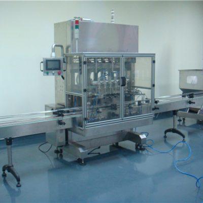 50ML-250L التلقائي آلات تعبئة زيت الطهي
