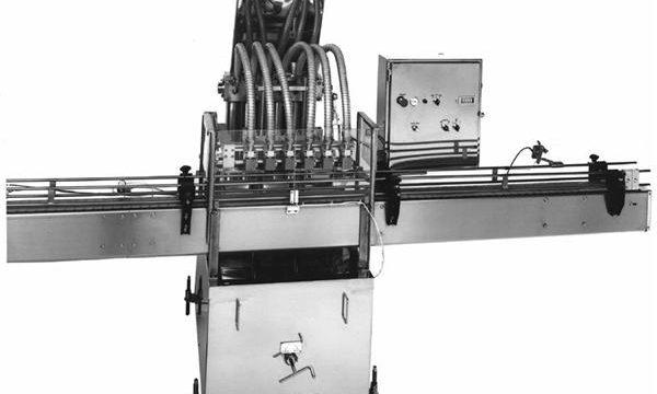 PLC التحكم المكبس آلة تعبئة الزيت النباتي