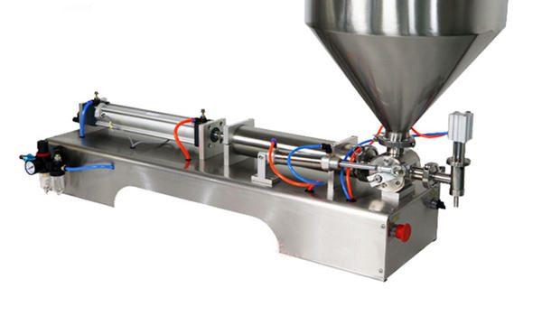 100-1000 مل شبه التلقائي آلة النفخة ملء كريم