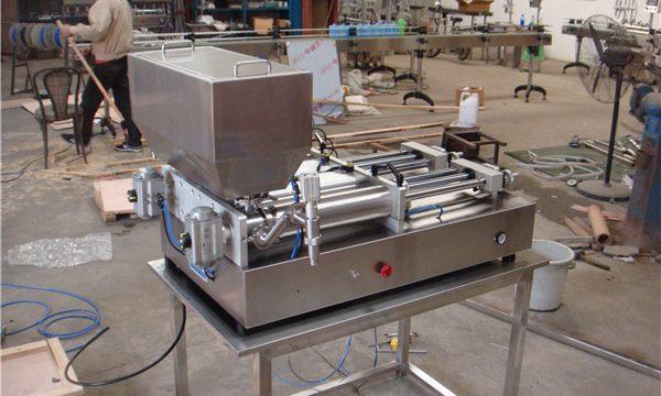 أرخص آلة تعبئة المربى الهوائية شبه الأوتوماتيكية